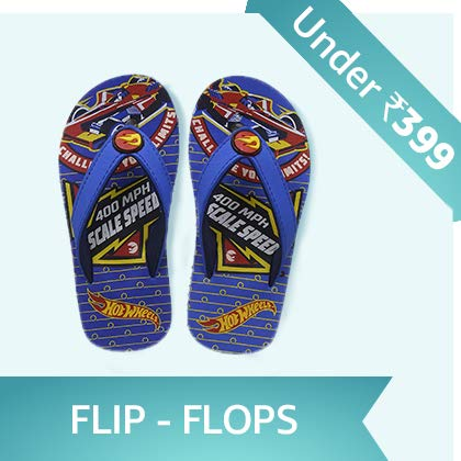 Flip - Flops Under Rs. 399