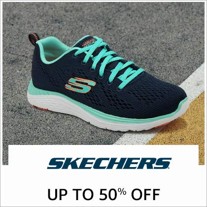 Skechers Up To 50% Off