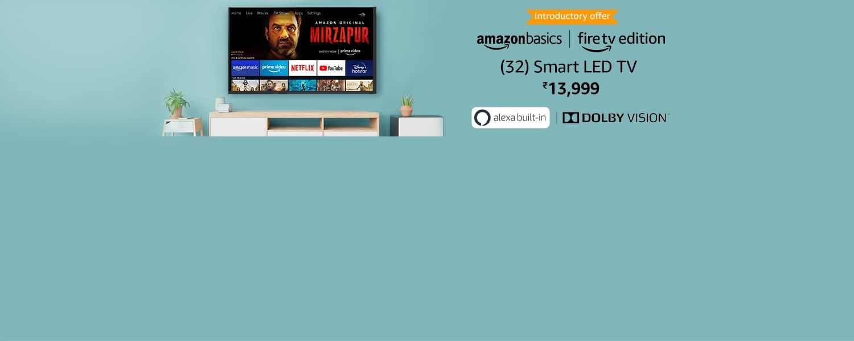 AmazonBasics TVs