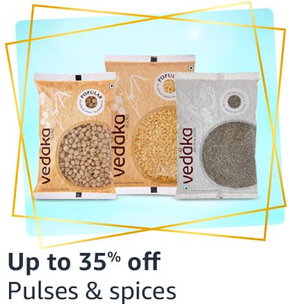 Pulses & spices
