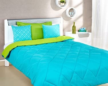 Up to 45% off | Comforters | Made for Amazon Brands