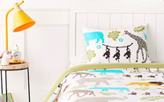 Kids' room furnishings