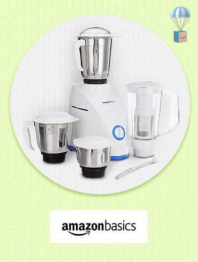 "AmazonBasics Mixer Grinders"""