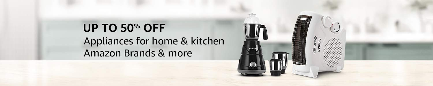 Amazon In Home And Kitchen Appliances Offers Home Kitchen