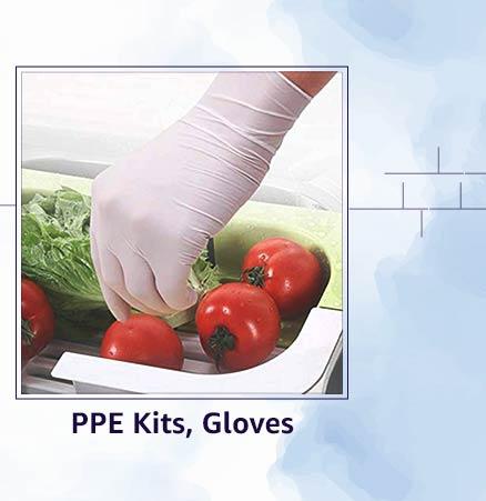 PPE Kits, gloves