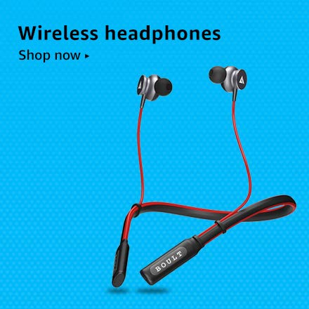 Best Wireless / Bluetooth Headphones on Amazon Deals