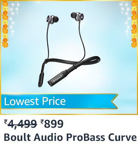 Boult Audio ProBass Curve