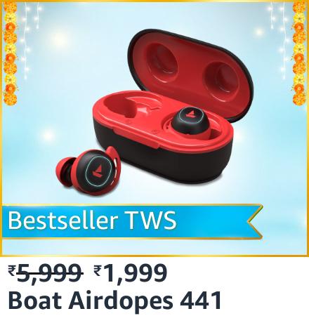 Boat Airdopes 441 TWS