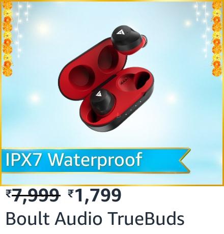 Boult Audio AirBass TrueBuds