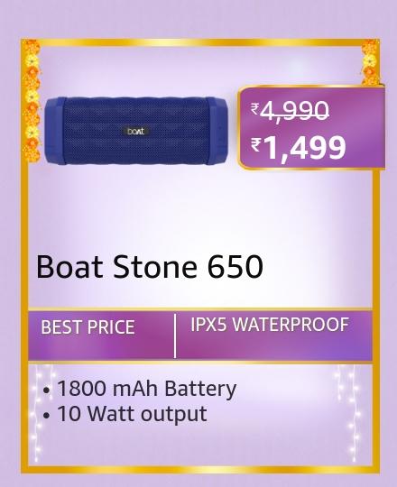 boAt Stone 650