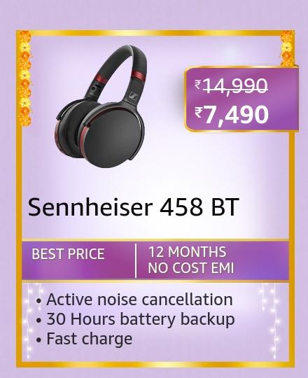 Sennheiser 458 BT