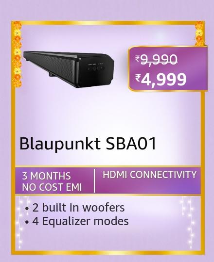 Blaupunkt SBA01