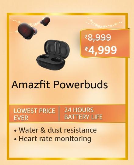 Amazfit Powerbuds TWS