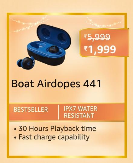 Boat Airdopes 441
