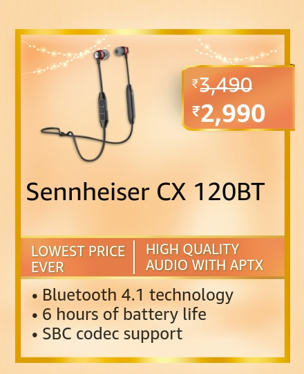 Sennheiser CX 120BT