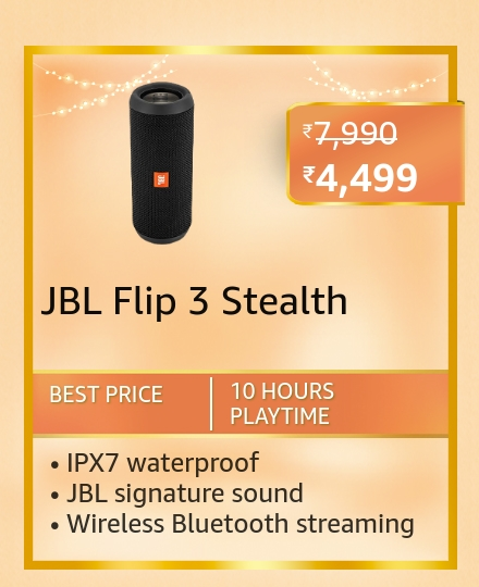 JBL Flip 3 stealth
