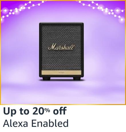 Alexa enabled