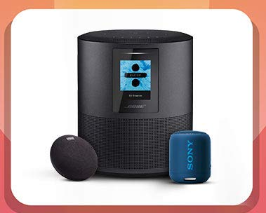 Bluetooth speakers for your home