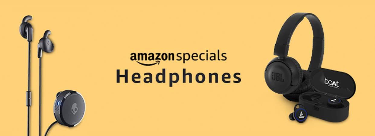 Earphones Buy Headphones Online At Best Prices In India Amazon In