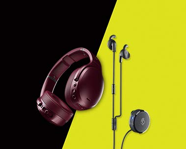 Up to 40% off | Skullcandy week | 28th Jan - 3rd Feb