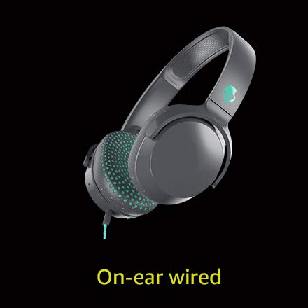 on-ear wired