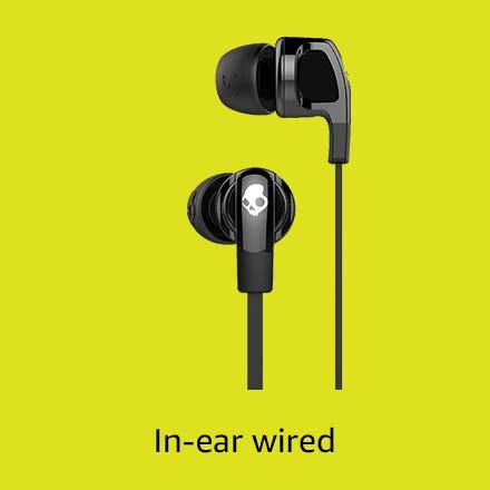 IN-ear wired
