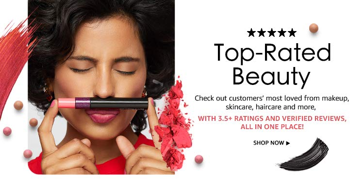Top rated beauty products