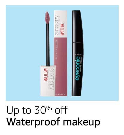Water proof makeup