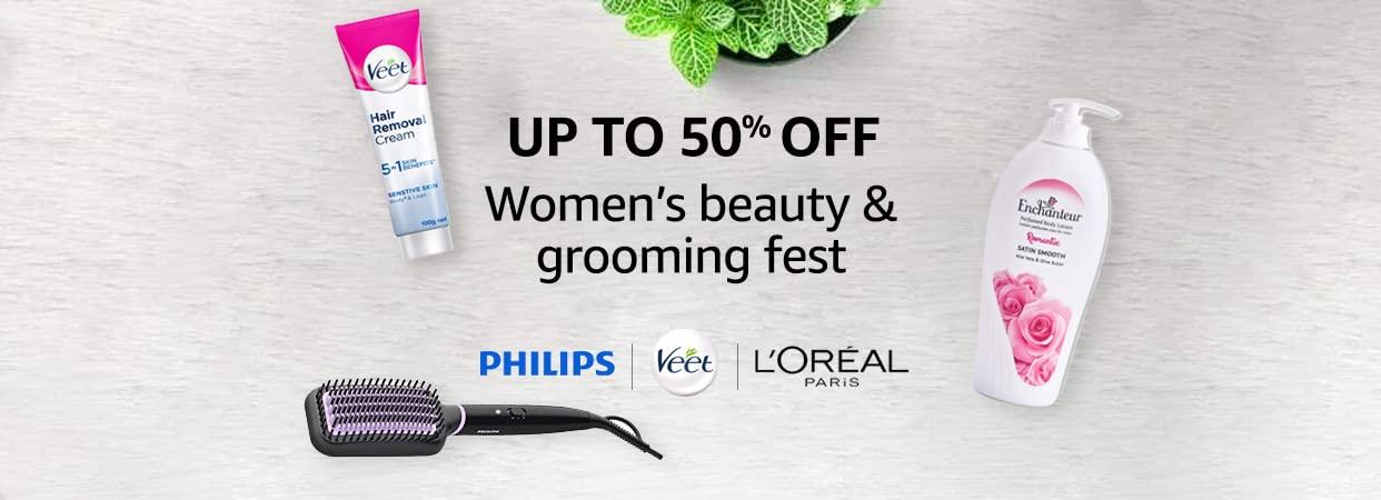 Women's grooming fest