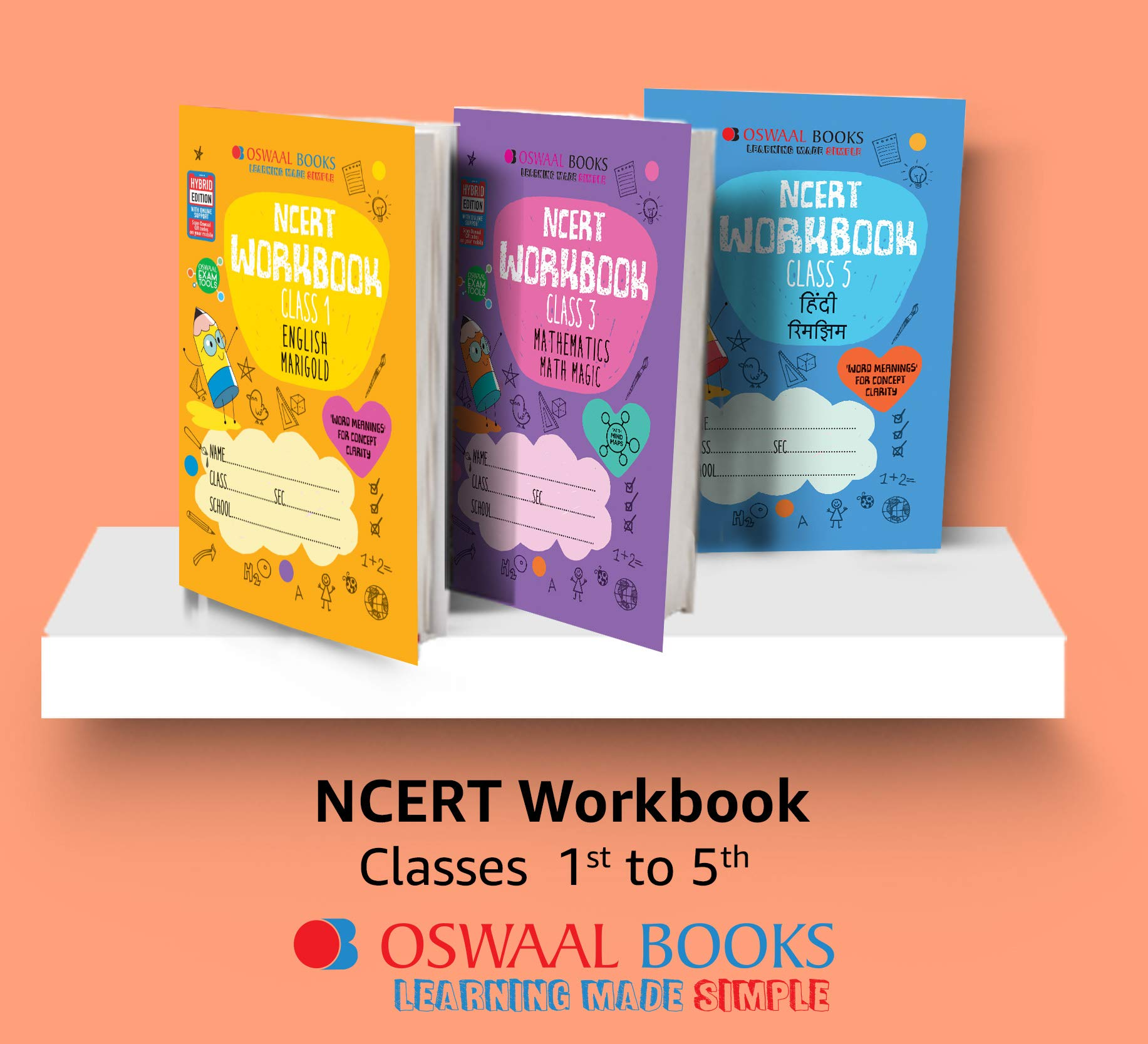 NCERT Workbook