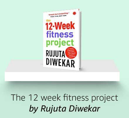 12-Week fitness project