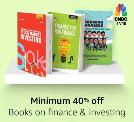 Books on finance & investing
