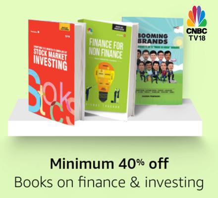 Books on finance & investing