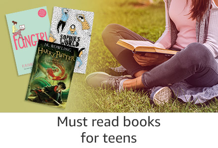 Must Read Books For Teens & Young Adults