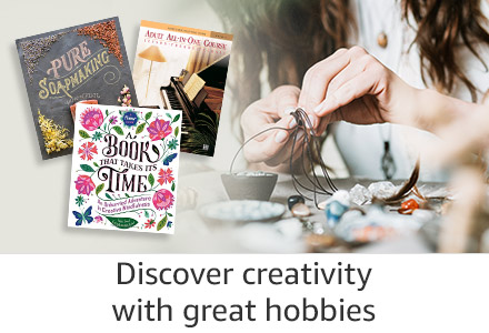 Hobbies bookstore