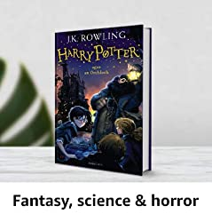 Fantasy, Science Fiction & Horror