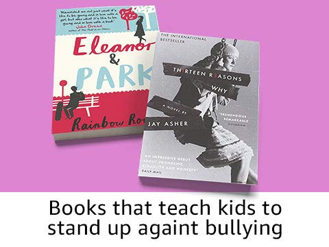 Books against bullying
