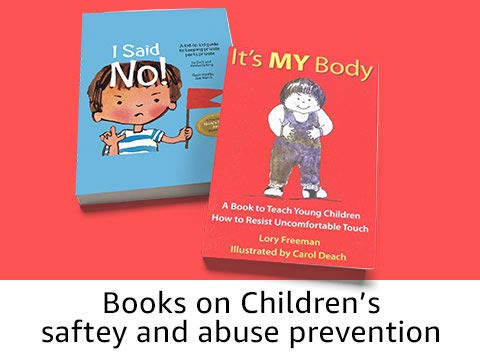 Books on safety & abuse prevention