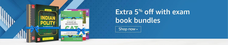 Exam book bundles