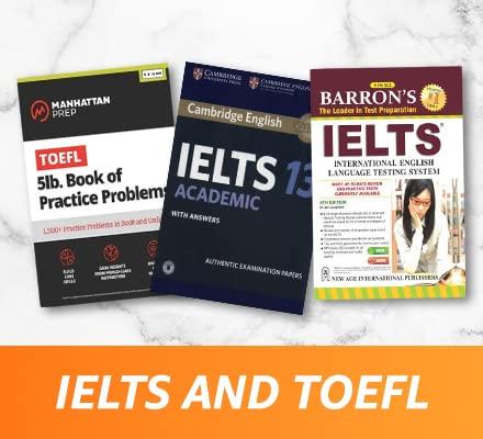 IELTS & TOEFL