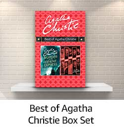 Best of Agatha Christie Box Set
