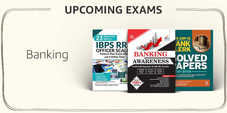 Banking (IBPS PO, IBPS RRB & More)