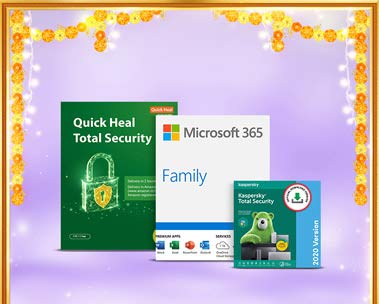 Up to 70% off | Antivirus, Microsoft Office & more