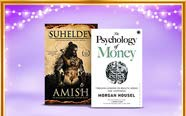 Up to 50% off | Fiction & Non fiction