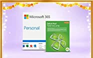 Antivirus, Microsoft Office & more
