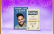 amazon.in - Get Upto 50% Off on Books