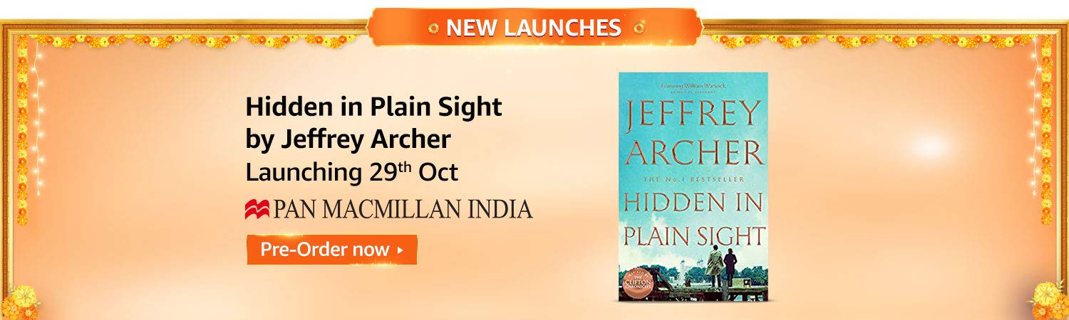 Jeffrey Archer - Hidden in Plain Sight