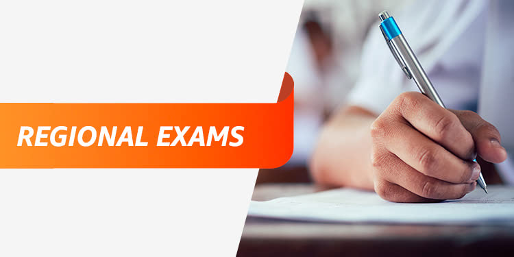 Regional exams