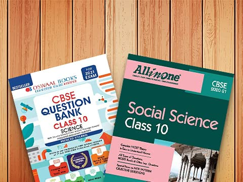 School textbooks & question banks