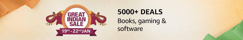 Books, gaming & more